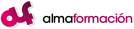 Logotipo Alma Formación