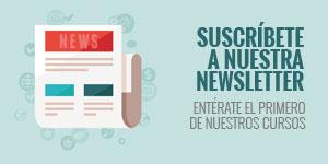 Suscripción Newsletter. Alma Formación